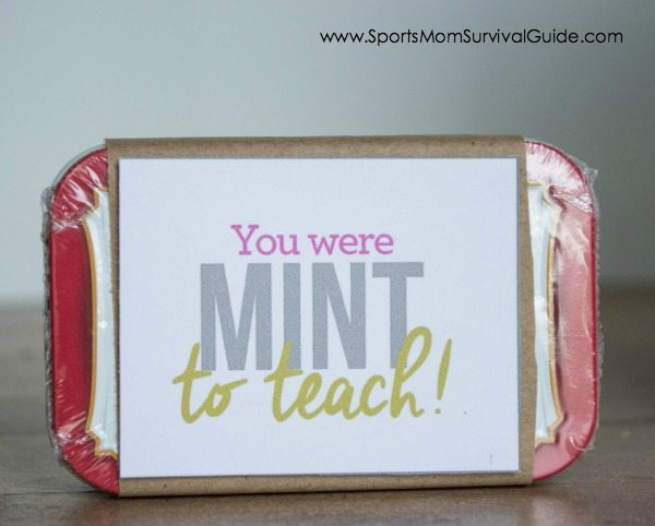 quick and easy teacher appreciation week gifts free printables