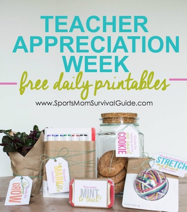 Let us help simplify teacher gifts this year! Check out our quick and easy teacher appreciation week gifts. Just purchase the gifts, print our FREE printable, and attach them to the gifts.