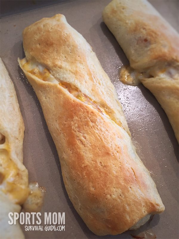 For all of you bacon and ranch lovers, give these Chicken Ranch Rollups a try. They are perfect for a quick and easy meal.