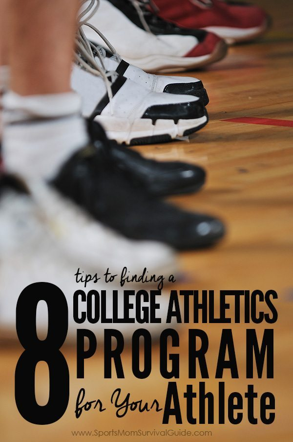 Is your child thinking about playing collegiate sports? If so, be sure to read these 8 Tips to Finding a College Athletics Program for Your Athlete.