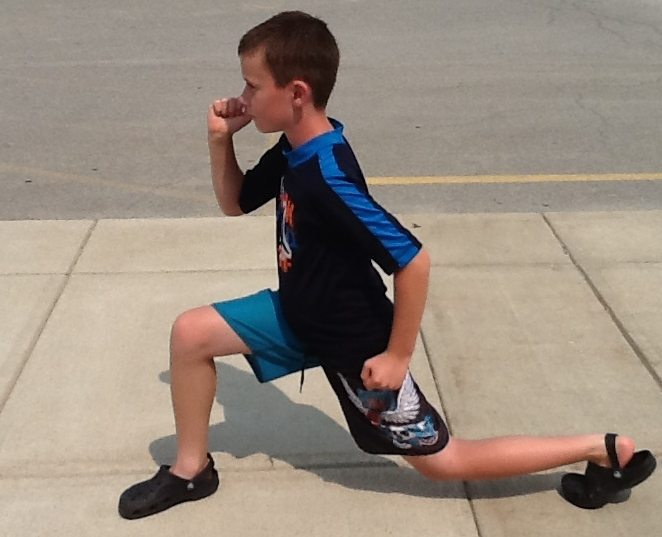 5 Simple Strength & Agility Exercises Every Kid Can Do