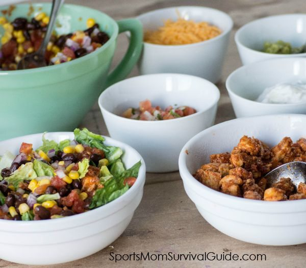 Are you a fan of Qdoba? Now you can make their salad at home! Here's a Qdoba salad copycat recipe that everyone will love.