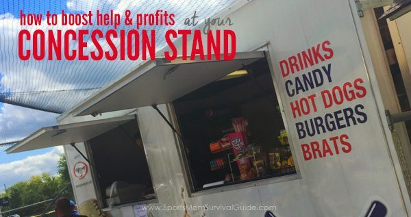 Organizing A Concession Stand How To Boost Help Amp Profits