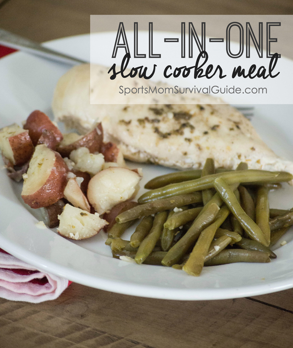 Slow Cooker Creamy Cilantro Lime Chicken Pan sear your chicken breasts before you put them in your slow cooker for a crispy coating. Get the recipe at The Recipe Critic.