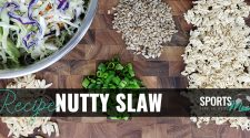 Homemade Nutty Slaw Recipe