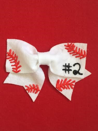 The Baseball Bow