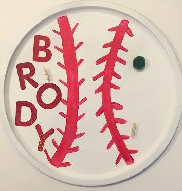 Baseball Board