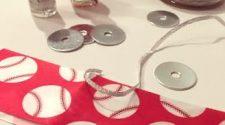 DIY Player Pendants/ Bag Tags