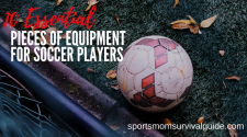 Essential Pieces of Equipment for Soccer Players - Featured