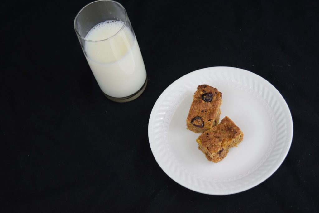 The Quick & Easy Fruit & Nut Bar