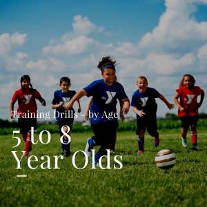 Soccer Drills for 5-8 Year Olds