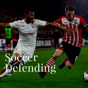 Soccer Defending Drills