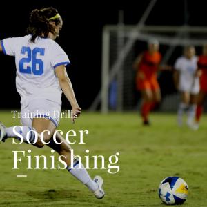 Soccer Finishing Drills