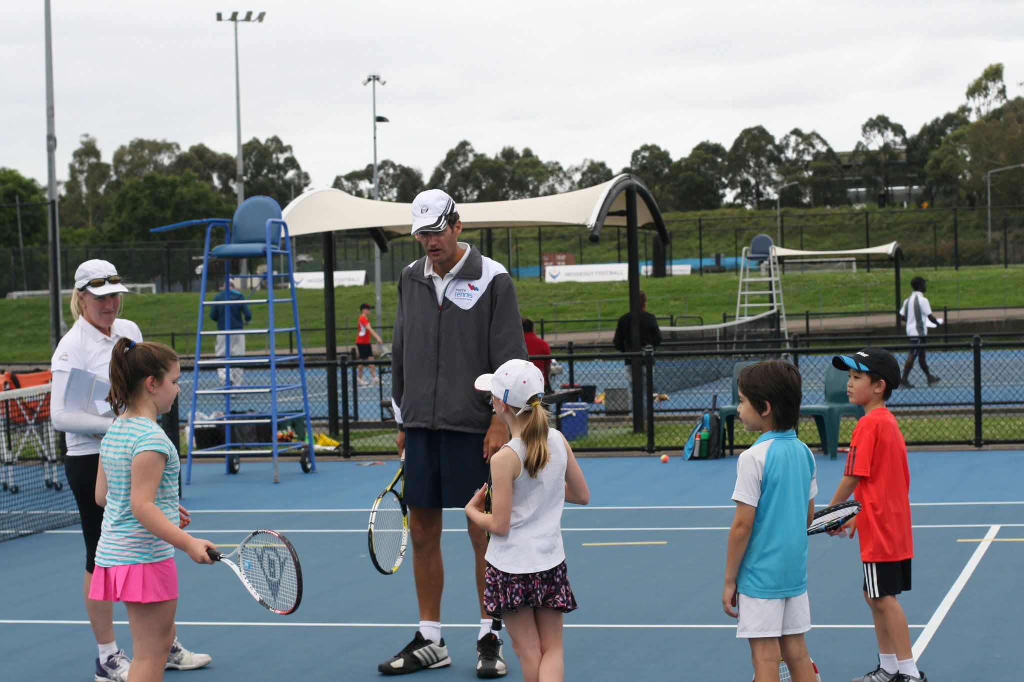 Tennis Talent Coaching For Kids