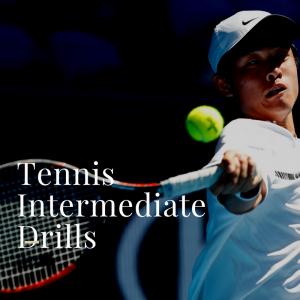 Tennis Intermediate Drills