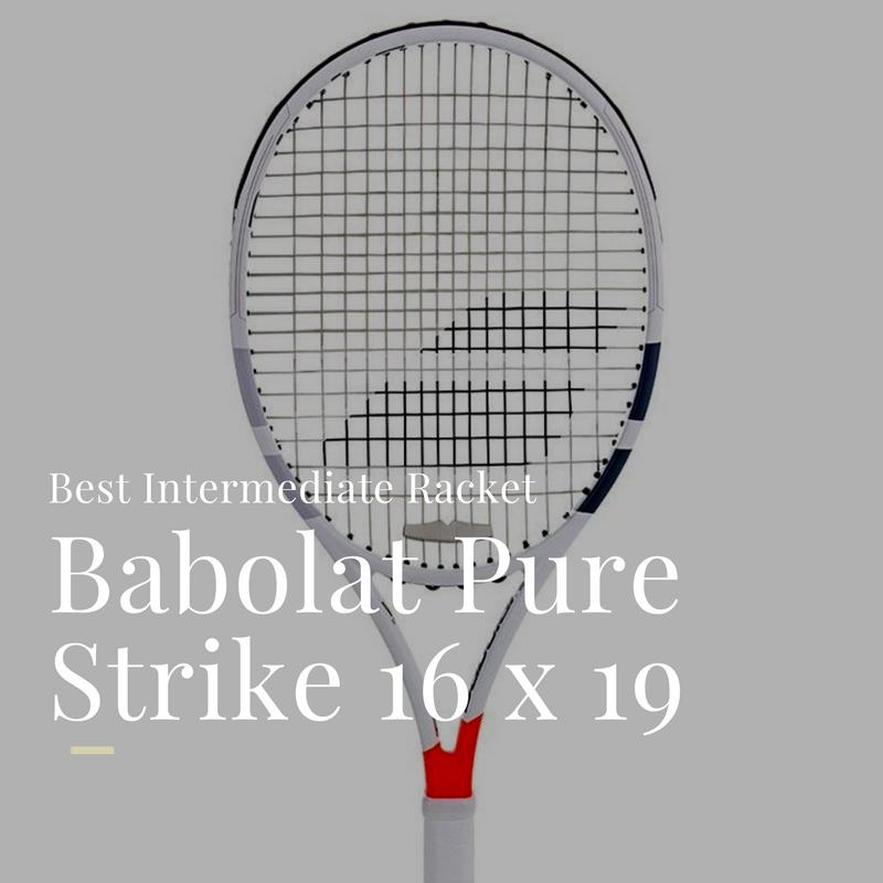 Babolat 2017 Pure Strike 16/19 Tennis Racquet