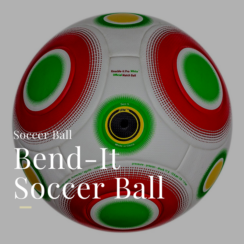 Bend It Soccer Ball