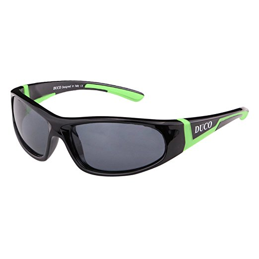 Duco Kids Sports Style Polarized Sunglasses