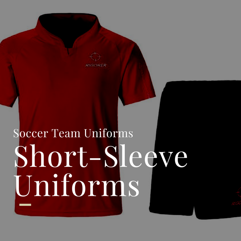 kids soccer uniform