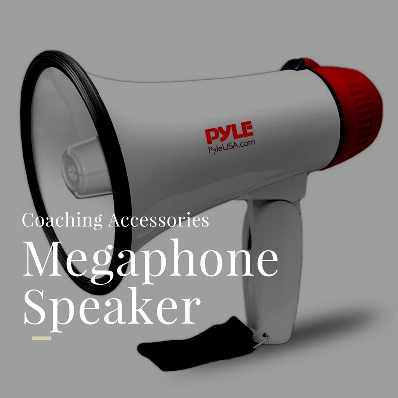 megaphone for coaches