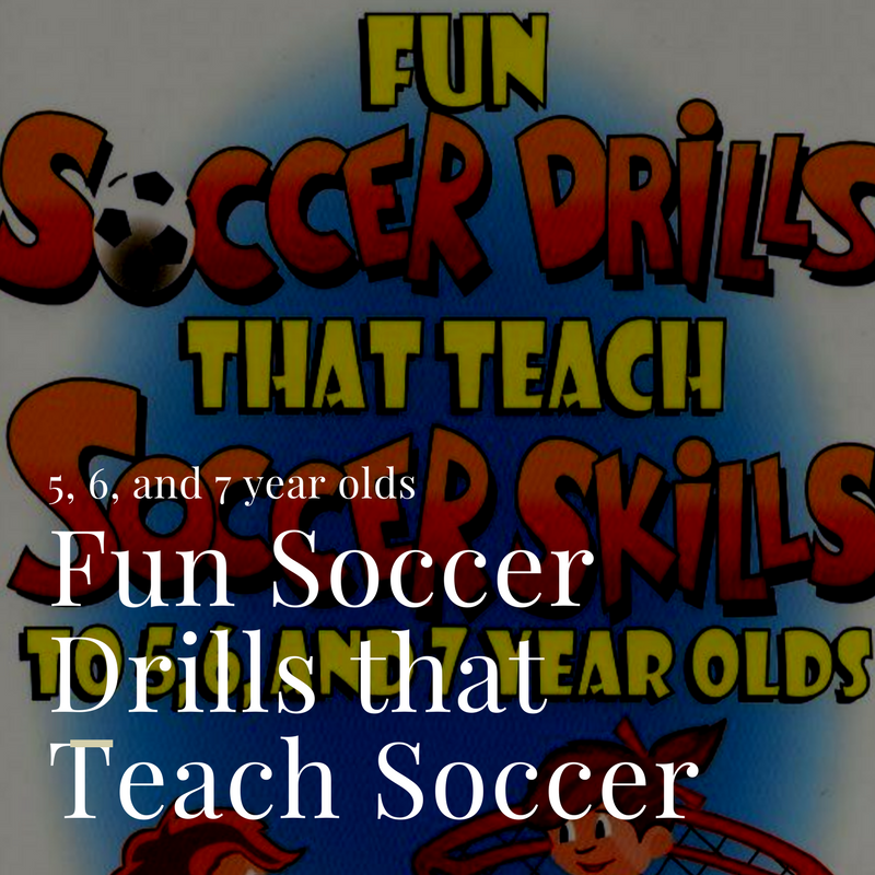 soccer drills for young kids