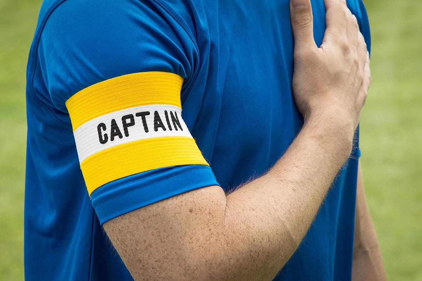 soccer team captain duties