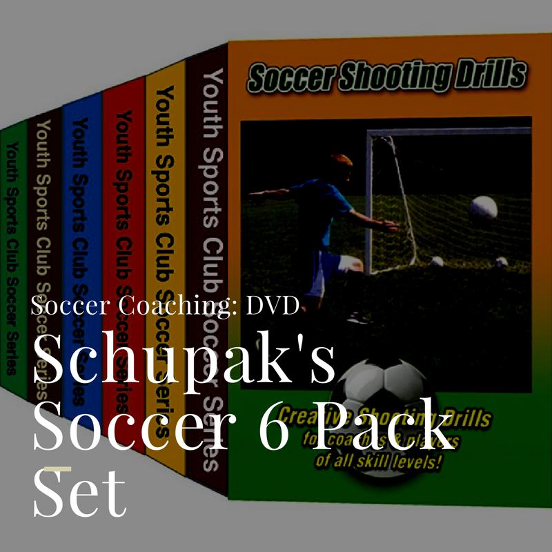 soccer dvd pack