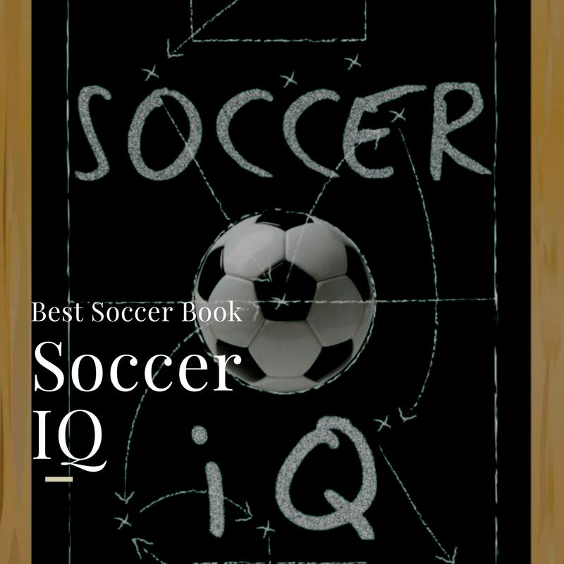 best soccer book - soccer iq