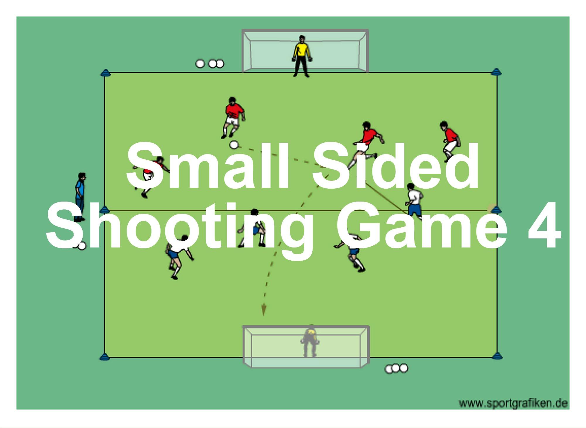 Fun Shooting Drill Shooting Tips: Fun Soccer Shooting Drills For Youth Soccer