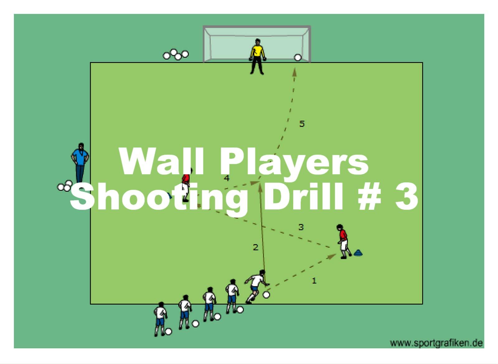 Fun Soccer Shooting Drills