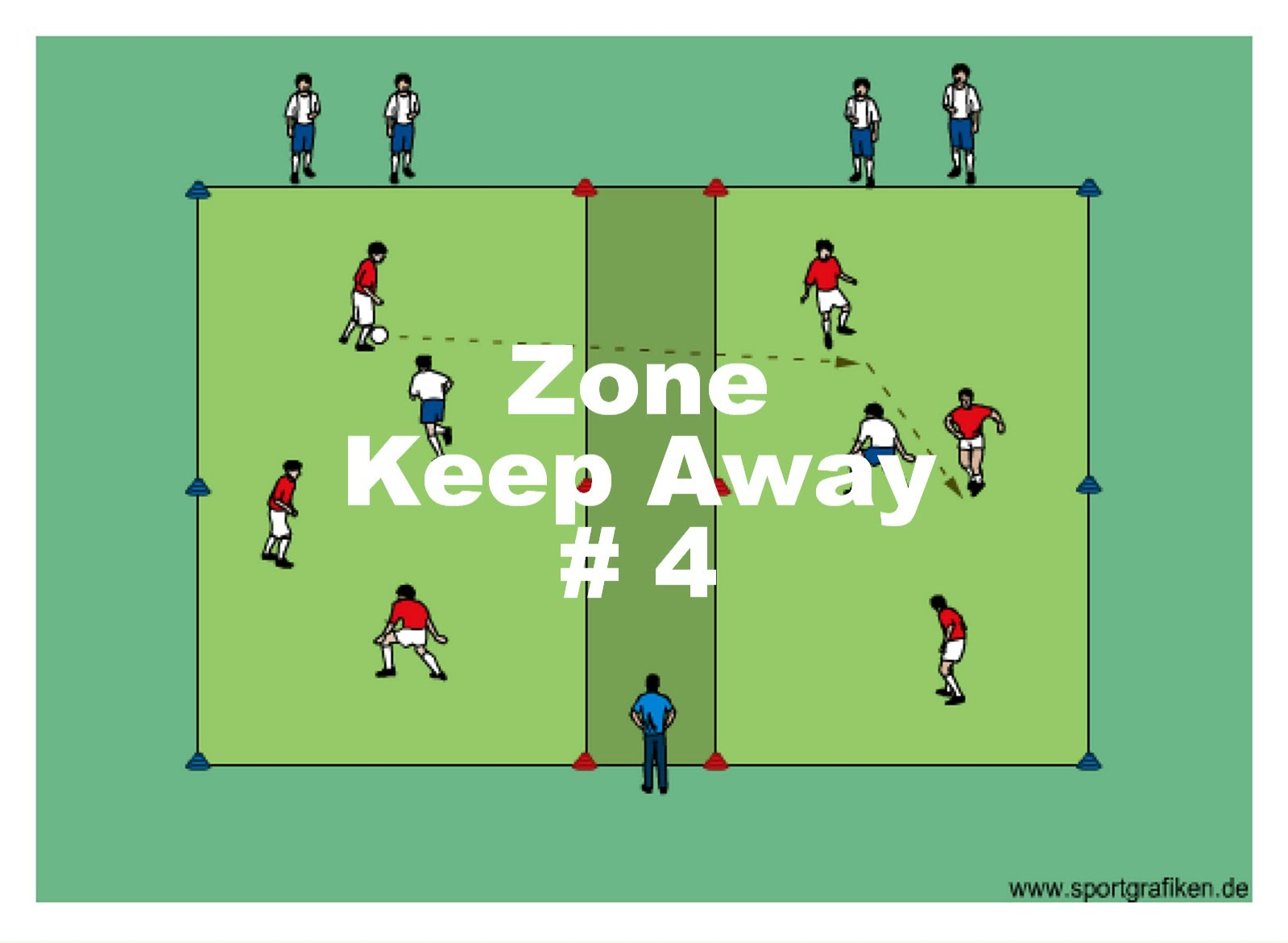 Soccer Drills For Passing