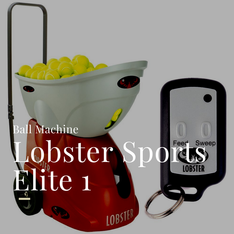 lobster elite 1 ball machine