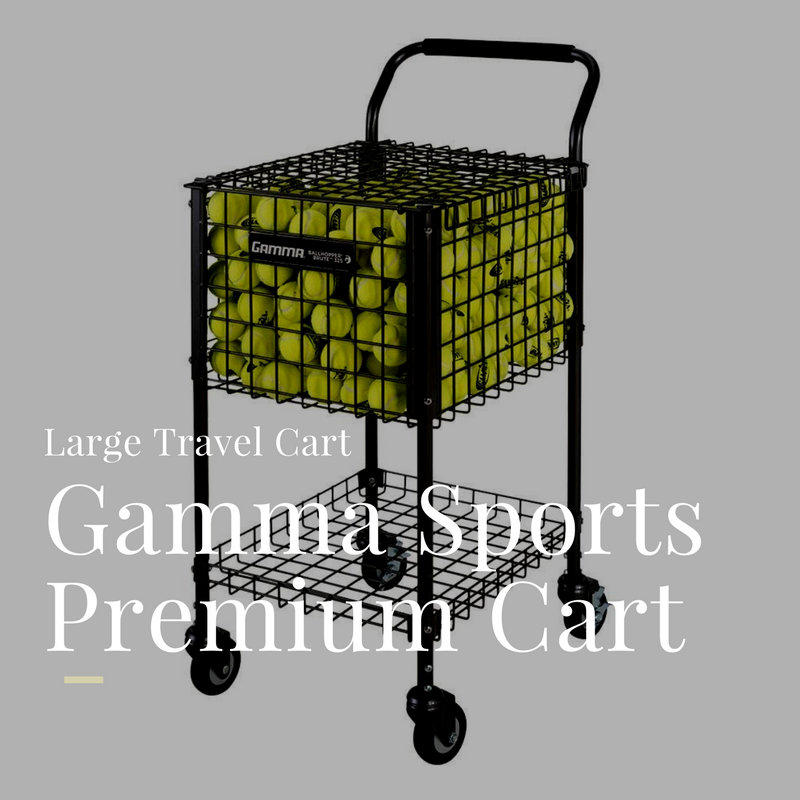 Gamma Sports Premium Cart