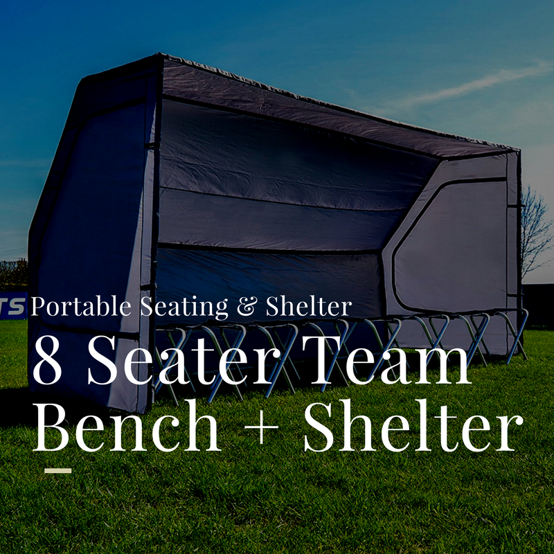 8 seater team shelter