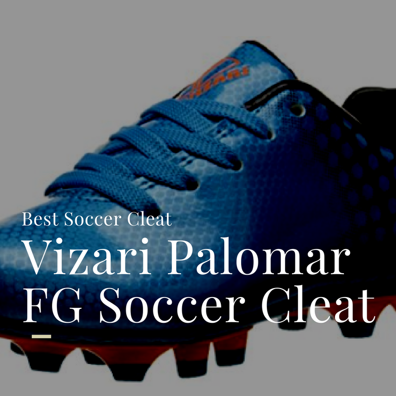 soccer cleat vizari