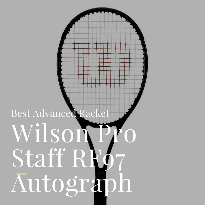 wilson pro racket