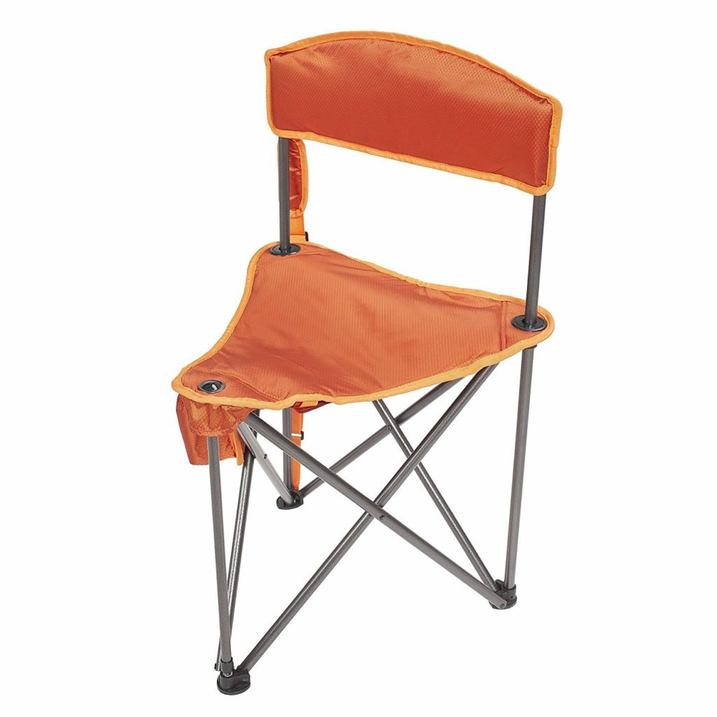 Xtra Wide Folding Tripod Chair