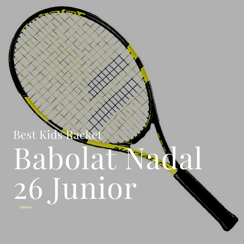 best kids tennis racket
