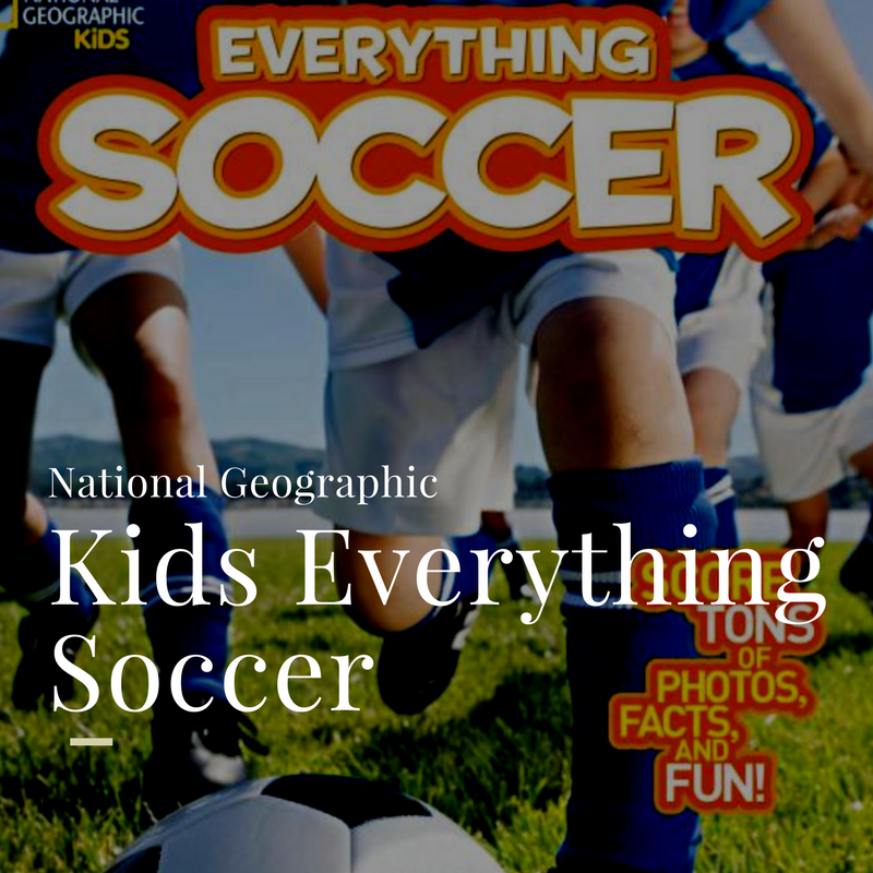 kids soccer book