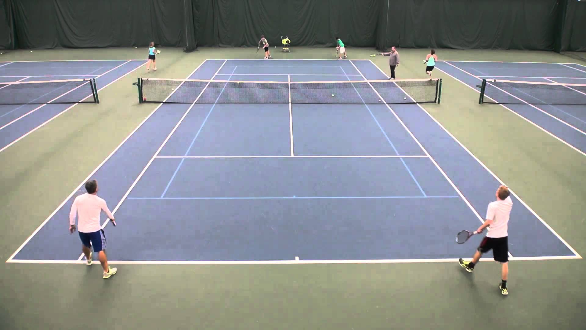 Tennis Serve Youtube Drills
