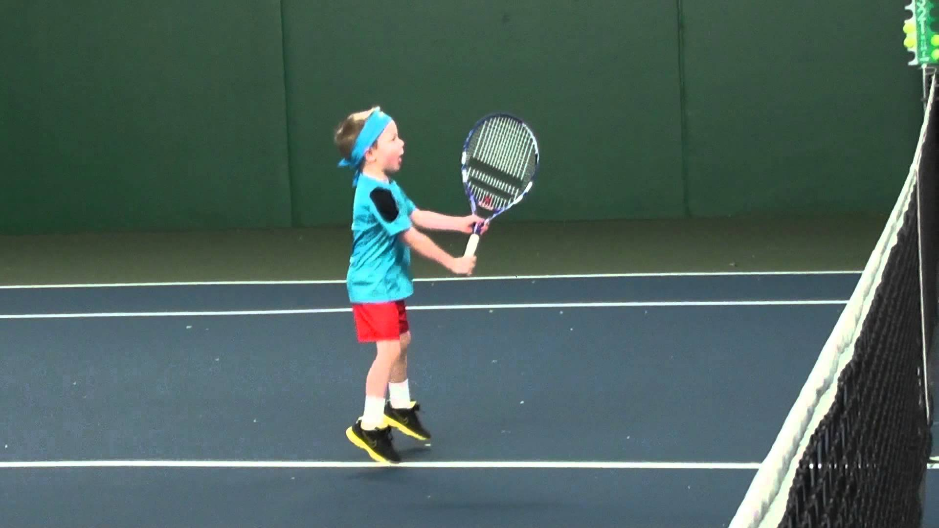 Drills 4 Kid Tennis Player