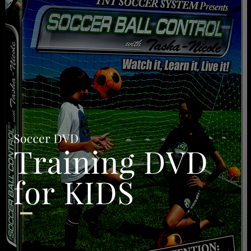 soccer training for kids dvd
