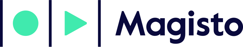 Image result for magisto logo