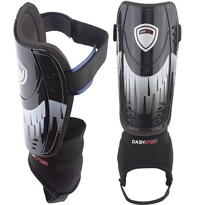 DashSpot Soccer Shin Guards