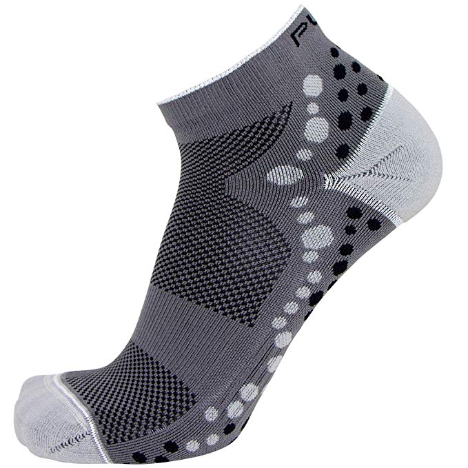 Pure Athlete Ultra-Comfortable Running Socks