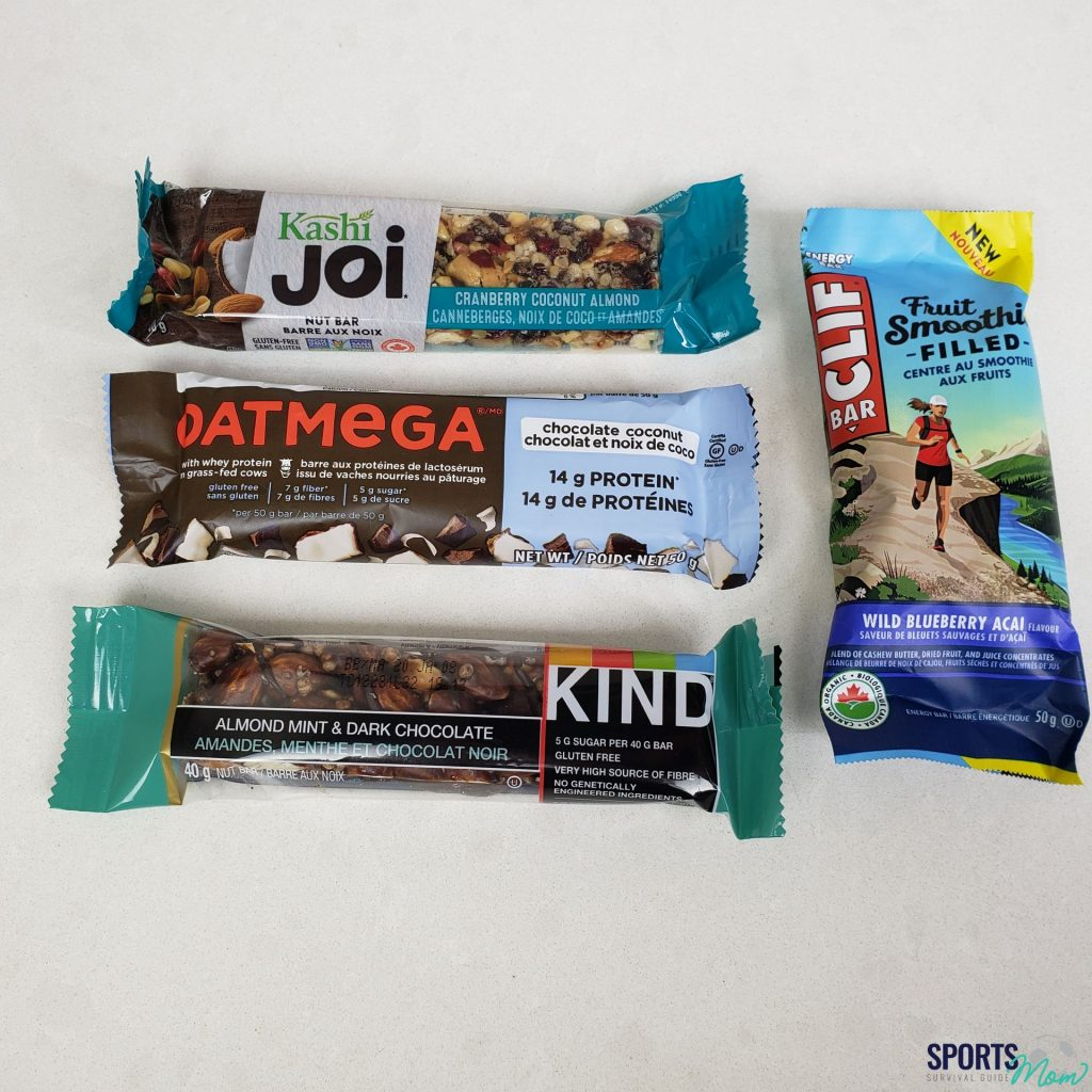 Healthy Nut Protein Bars