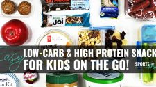 Low Carb, High-Protein Snacks