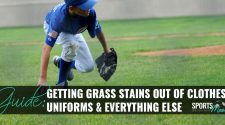 Guide to Getting Grass Stains Out of Clothes, Uniforms, & Shoes