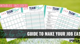 Sports Team-Mom Duty Checklist