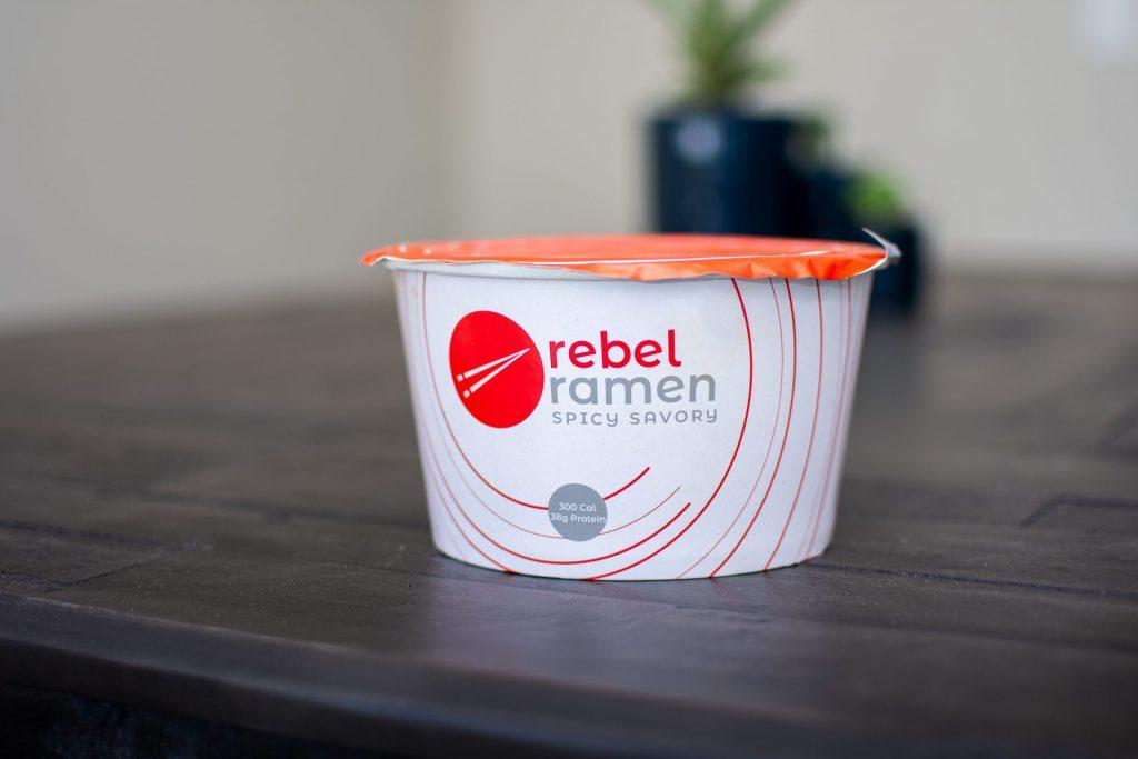 Rebal Ramen (Miso Flavor)